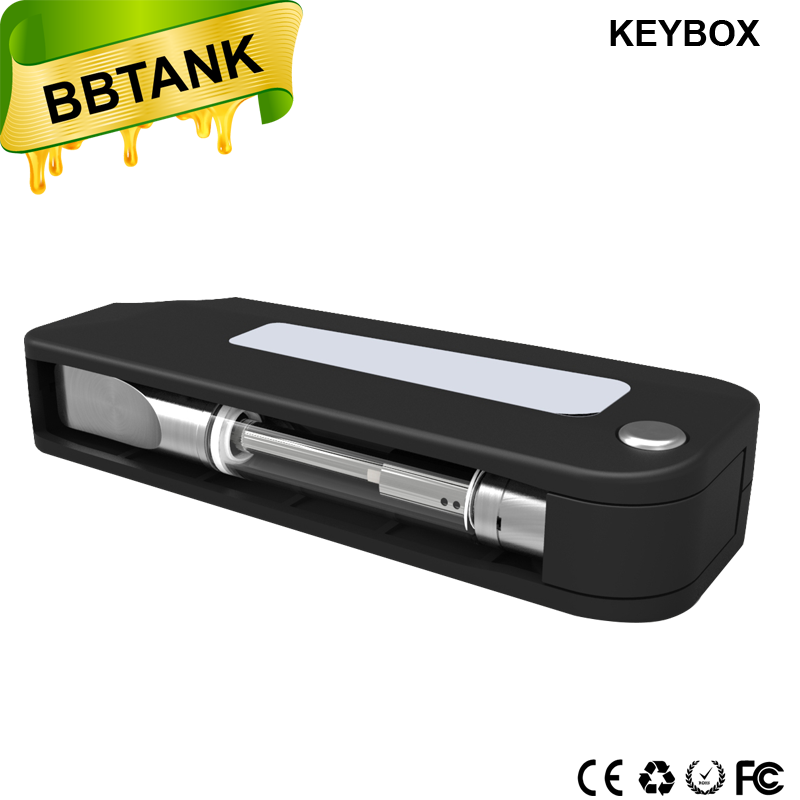 KEYBOX VAPE PEN Yes, we can customize with your brand & logo