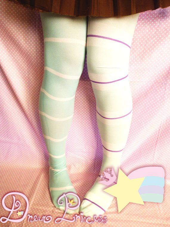 PRE ORDER Vanellope Von Schweetz Tights by DreamPrincess on Etsy, $30.00 @Lindsie Martin