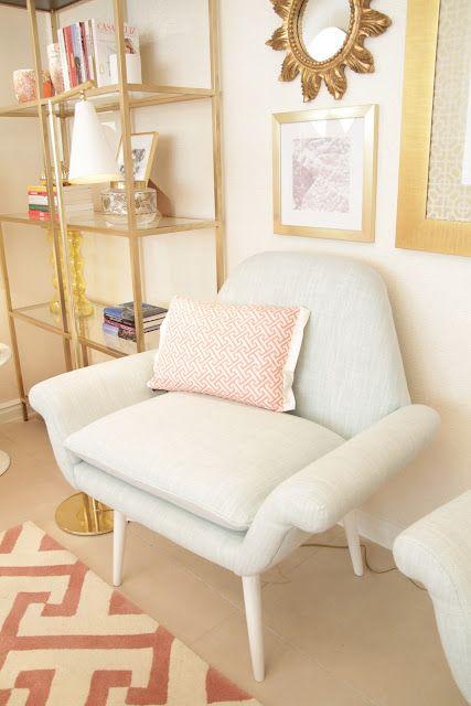 hacked ikea vittsjo shelves mirror and chair design interior rh pinterest com