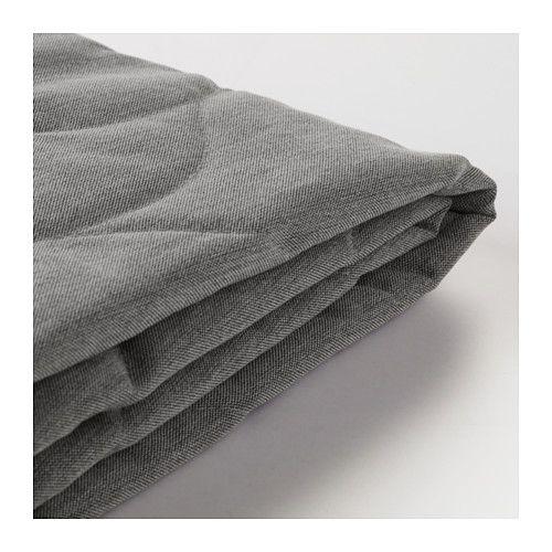 nyhamn cover for sleeper sofa knisa gray beige camper ikea sofa rh pinterest com