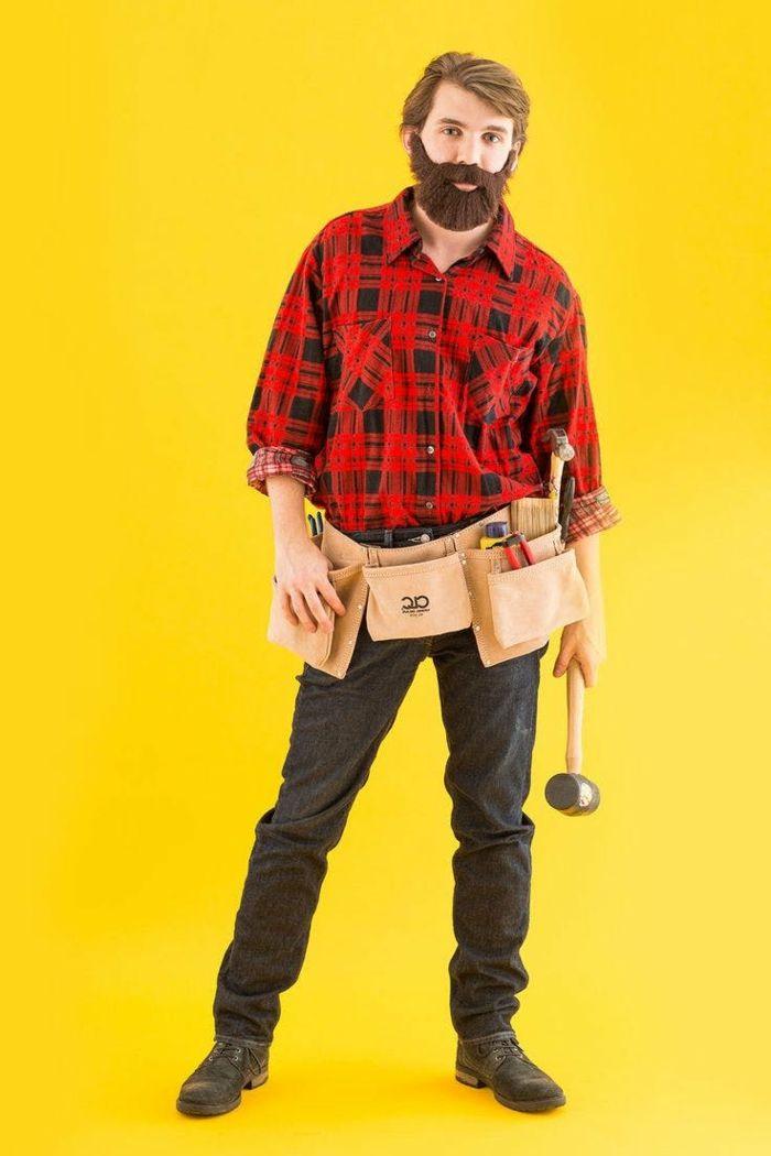 395f080d9 Ideas de disfraces caseros para niños y adultos | disfraces ...