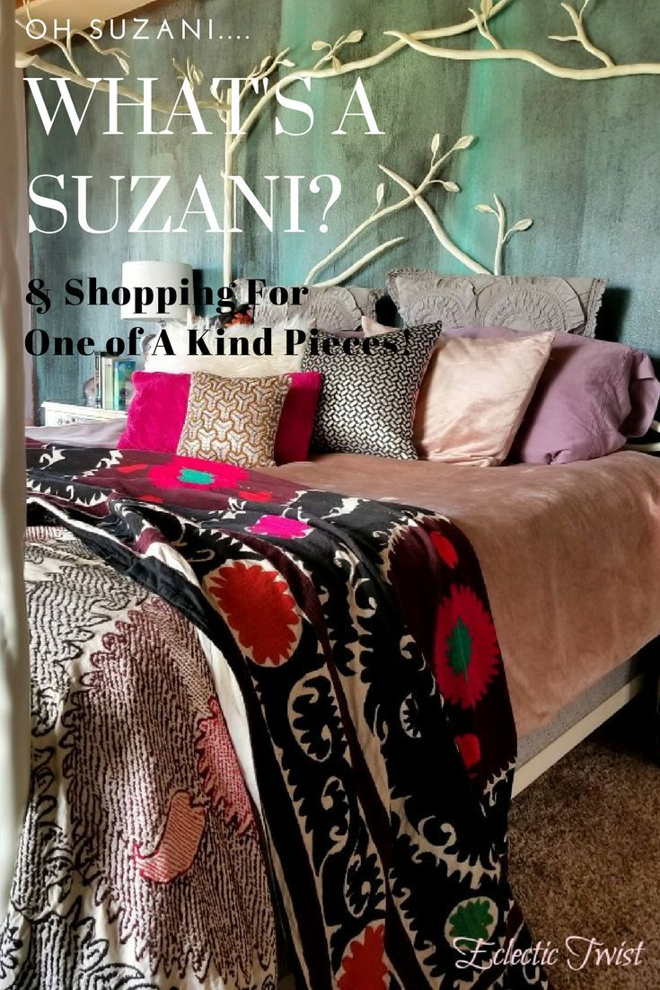 whatu0027s a suzani handmade textiles home decor