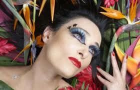 This is a photo that was on Siouxsie's website in promotion of her Mantaray Album. It is her first full-length solo studio album after a thirty-year music career as the frontwoman for Siouxsie and the Banshees and The Creatures.