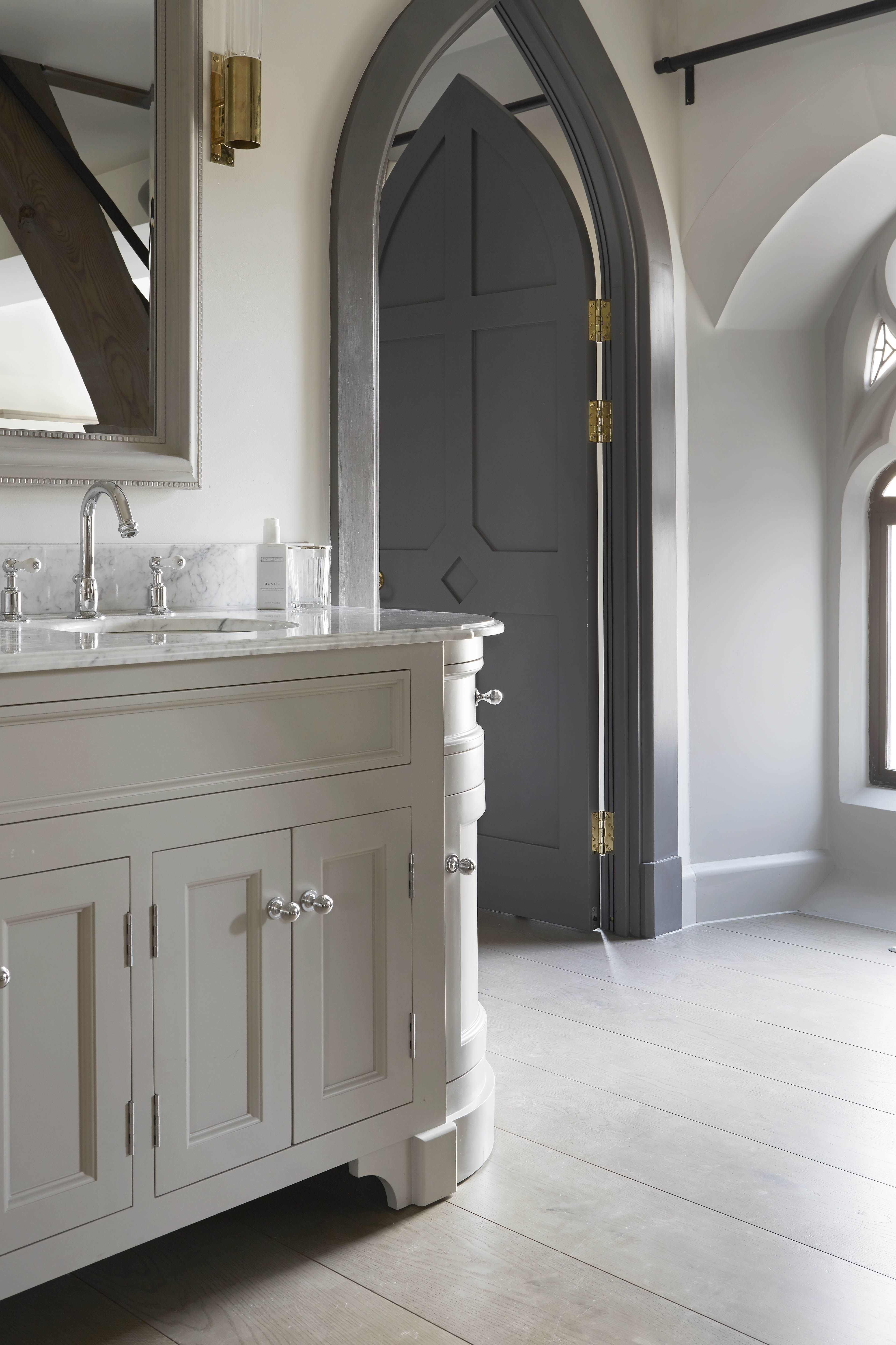 pointed arch doorframe the stratford double interior door in rh pinterest at