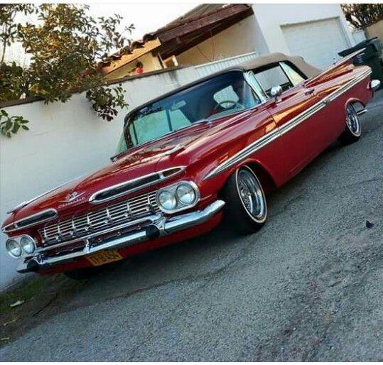59 impala ragtop