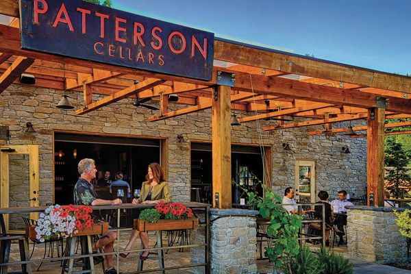 Patterson Cellars Woodinville Wine Tourism Touring