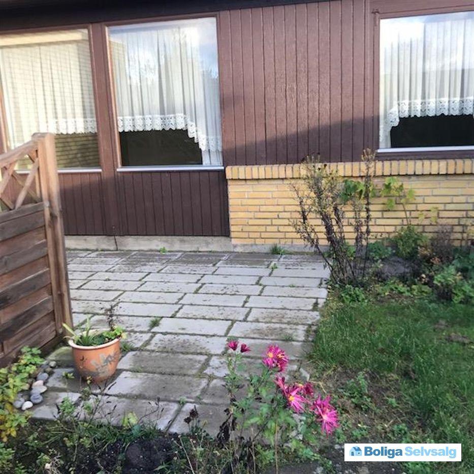 Rækkehus med god beliggenhed Fjordparken 36, 4720 Præstø - Rækkehus #rækkehus #præstø #selvsalg #boligsalg #boligdk