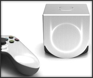 OUYA Game Console: From renowned industrial designer Yves