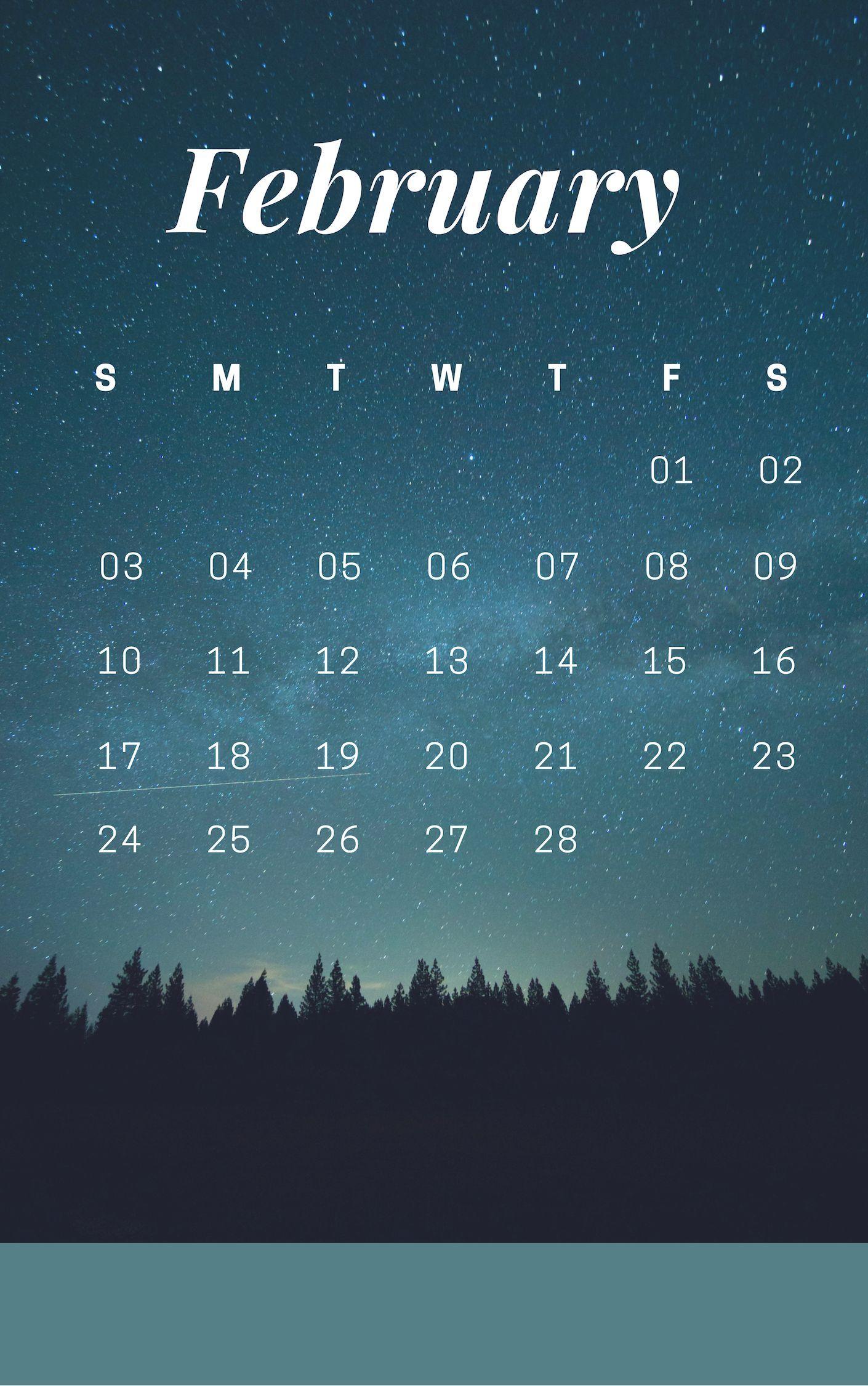 february 2019 iphone calendar 2019 calendars in 2019 calendar rh pinterest com