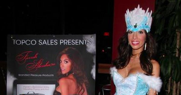 Teen Mom Farrah Abraham picked maybe the most inappropriate possible time to dress up as Elsa from 'Frozen.'