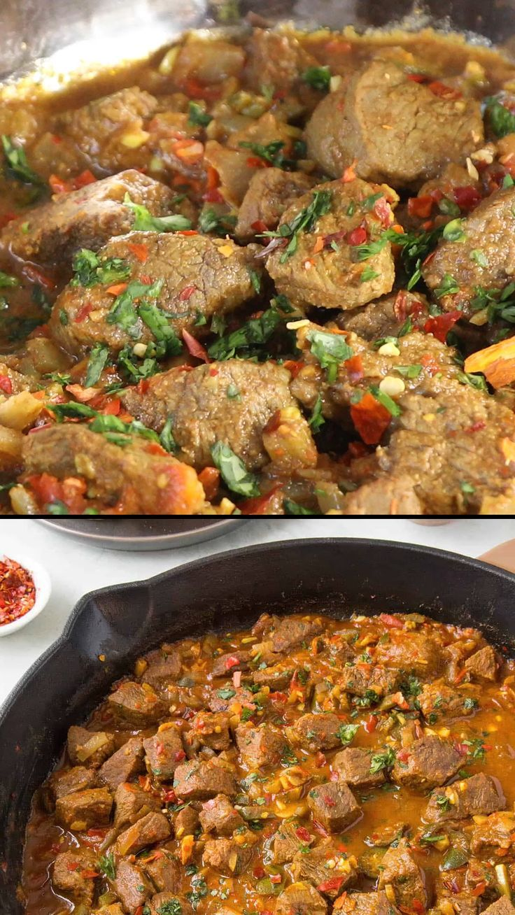 Spicy Beef Vindaloo
