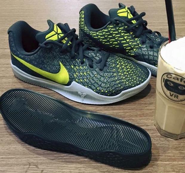 8782caf89f29 Nike Kobe Mentality III Preview
