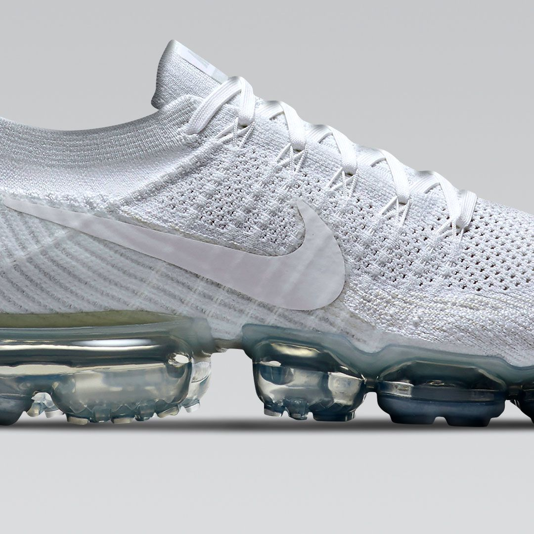 412261a755b19 New VaporMax colorway to keep your Flyknits fly. Available now. #Nike  #Vapormax #Nikeshoes #shoes #Flyknit