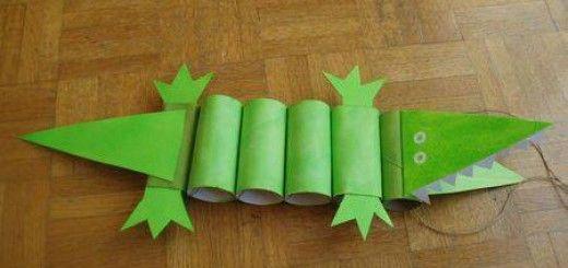 Manualidades con rollos de papel higi nico 3 taller - Trabajos manuales de navidad para ninos de primaria ...