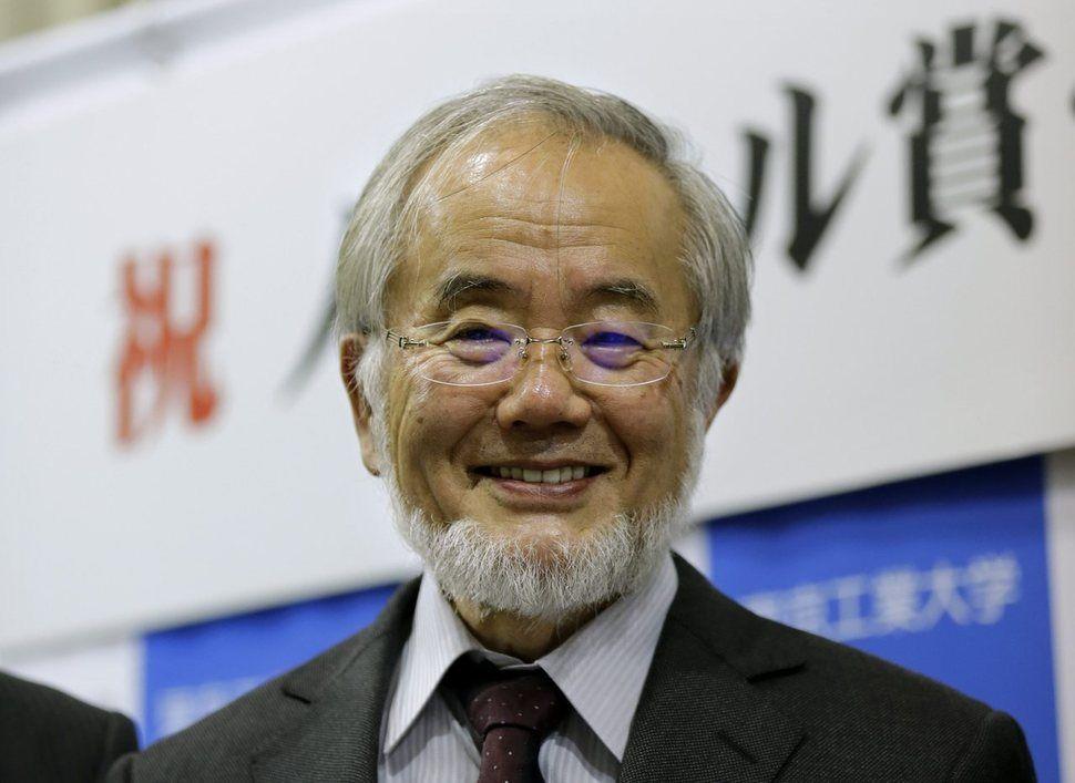 '기초 과학'의 일본 3년 연속 노벨상 수상 - 한겨레