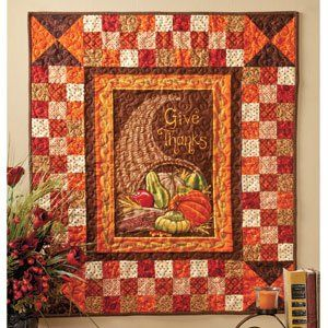 Harvest Road by Marcia Layton 24 x 32 wallhanging pattern