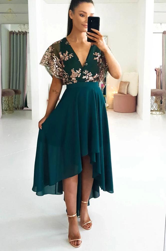 Sibella Maxi Dark Green Dark Green Midi Dress Green Wedding Guest Dresses Green Midi Dress