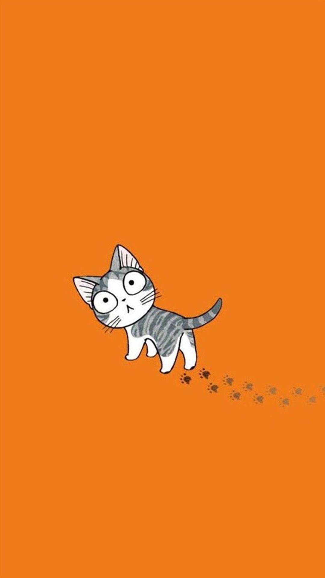 Cartoon Cat Wallpapers Top Free Cartoon Cat Backgrounds Wallpaperaccess Animal Wallpaper Cartoon Wallpaper Hd Cat Wallpaper