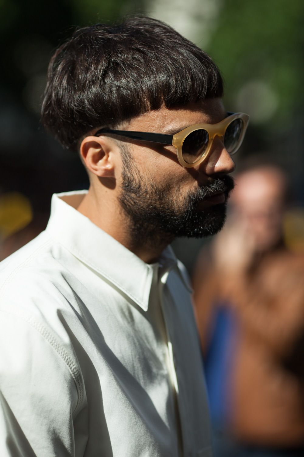 Street style haircut men streetstyle photography from lfwm ss  shade  pinterest