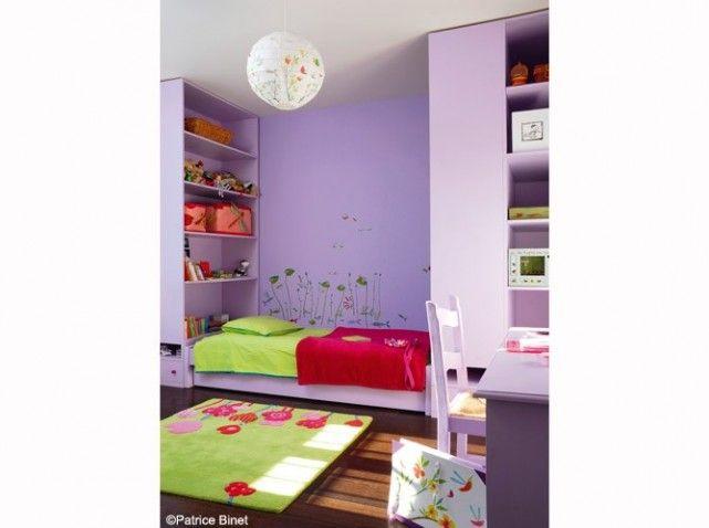 Les 30 plus belles chambres de petites filles kids 39 bedroom kids bedroom bedroom e home decor - Femmine da letto ...