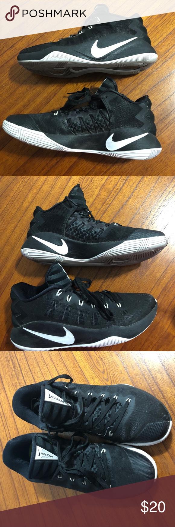 Nike Zoom Hyperdunk 2016 Low Basketball Shoes Nike Zoom Basketball Shoes Black Nikes
