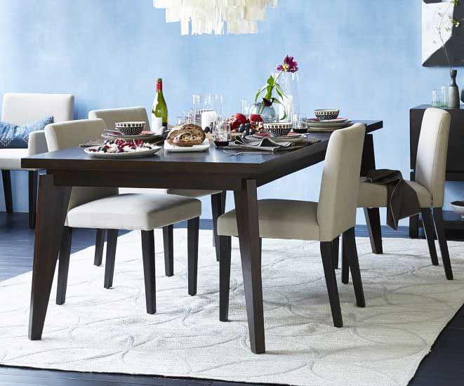 discount angled leg expandable table2 home decor inspiration rh pinterest com