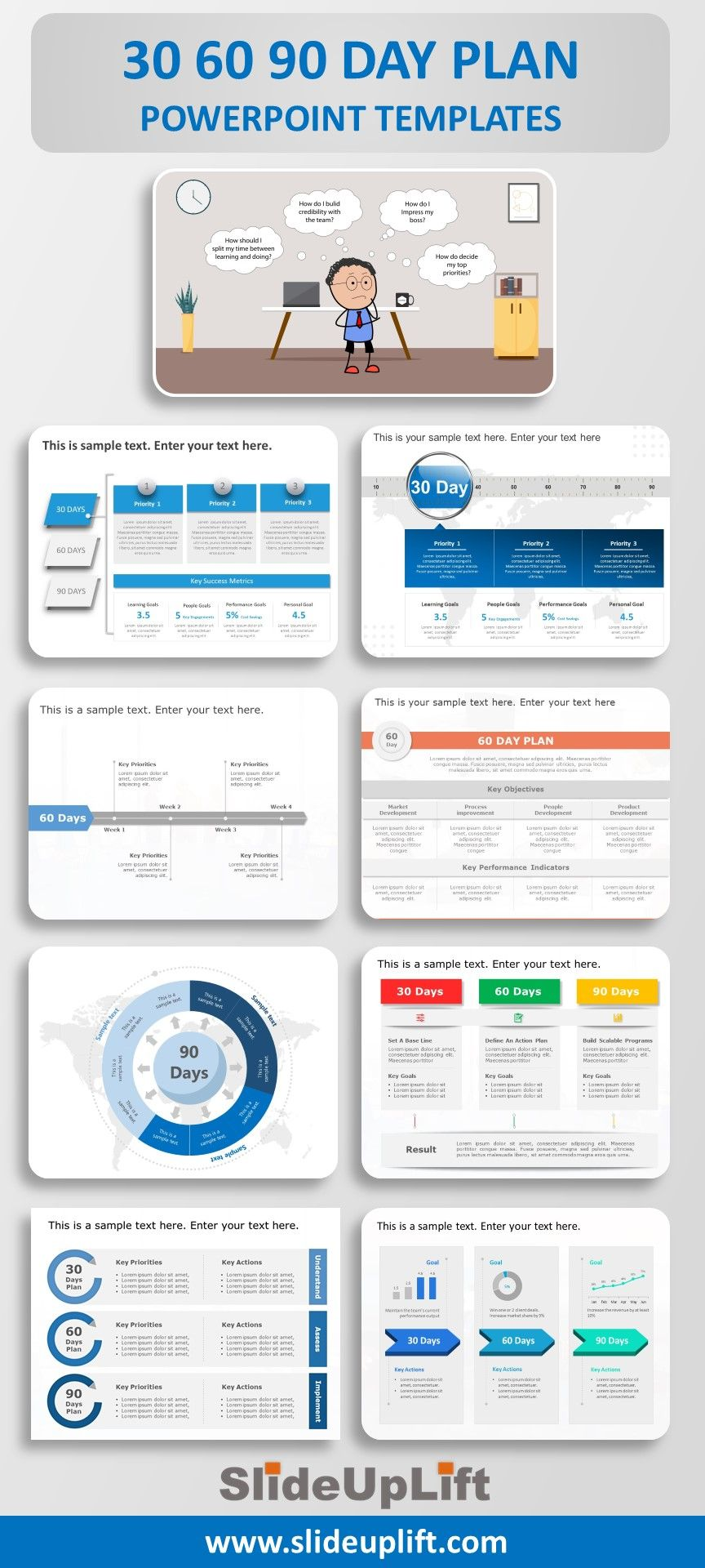 30 60 90 Day Plan Templates Creative Template Ideas To