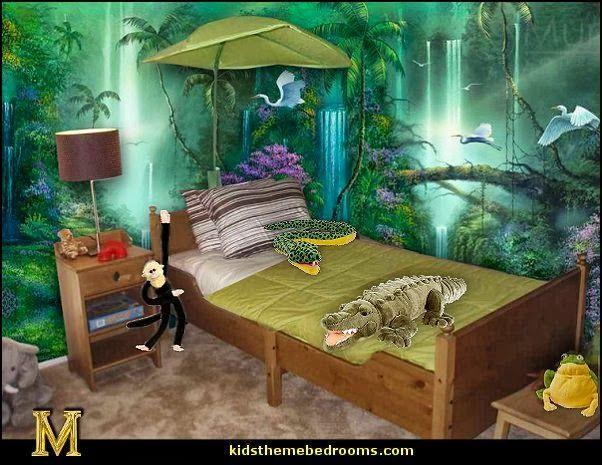 image result for nature bedroom ideas for children