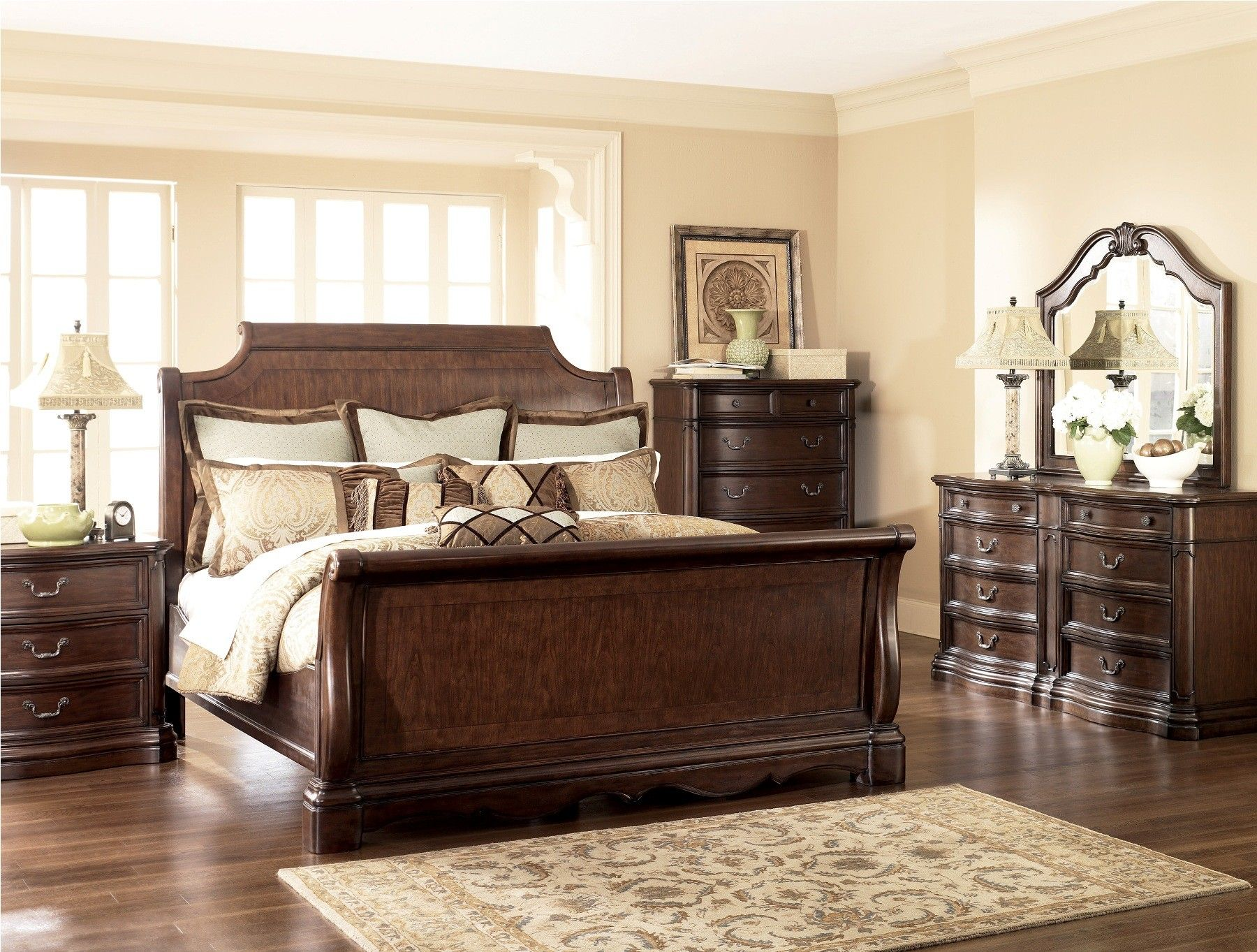 Image for Best Ashley Furniture Bedroom Sets