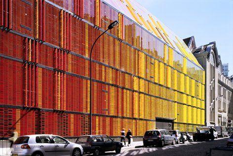 Novancia business school, Parigi, 2011 - AS Architecture Studio