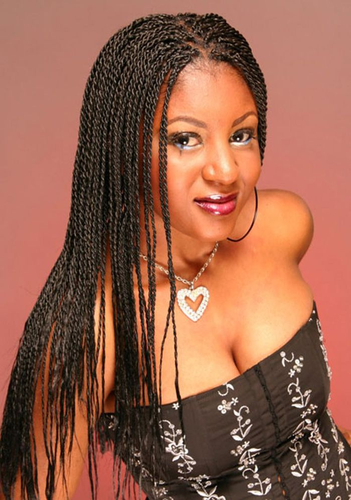 Remarkable 1000 Images About Braided Hairstyles For Black Hair On Pinterest Hairstyles For Women Draintrainus