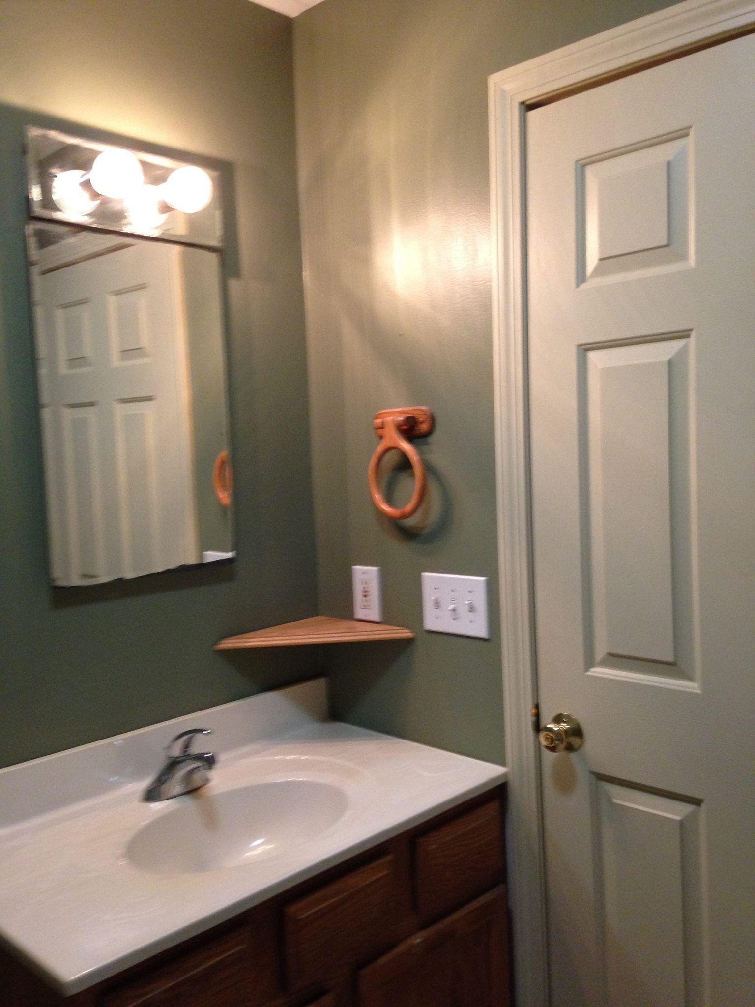 pin by labrecque painting on bathroom paint jobs bathroom mirror rh pinterest com