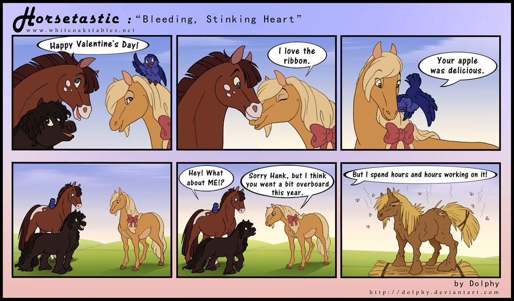 Furry Horse Comic