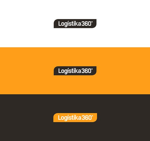 Logístika 360º Identidad Corporativa by Grafico78 Estudio Creativo, via Behance