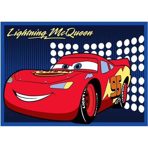 Cars Lightning McQueen Rug - Walmart $30