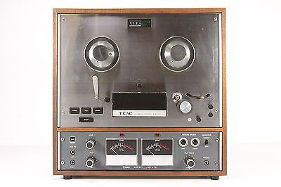 TEAC Reel to Reel Tape Recorder Playback AR-40S REC/Play A-4010S Vintage Audio