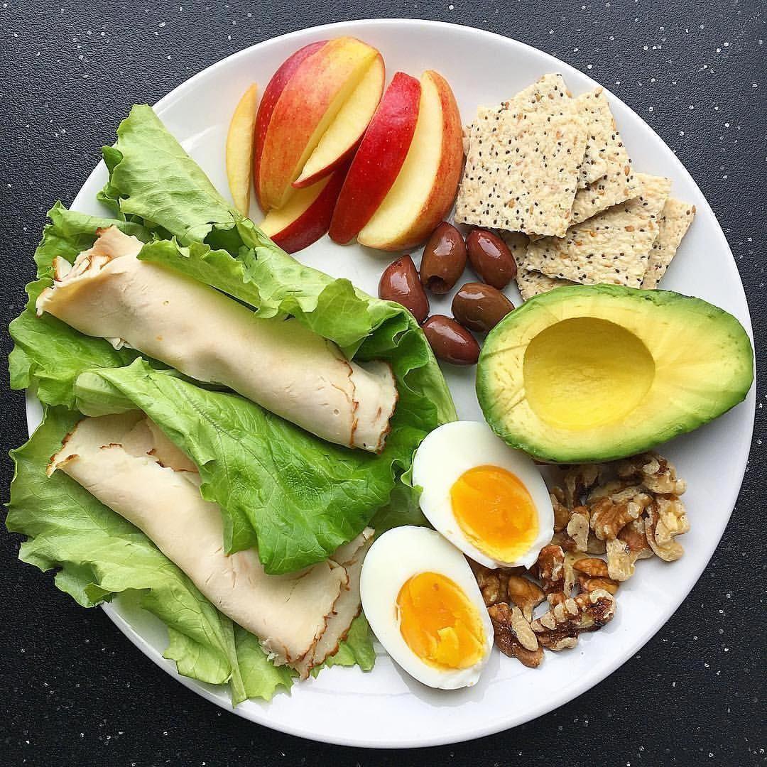 Правильные завтраки обеды ужины для похудения