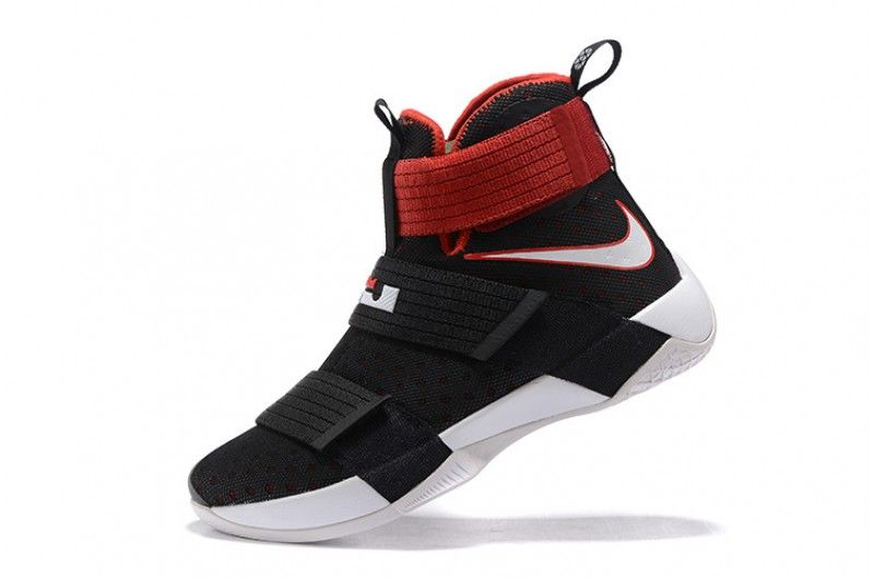 huge selection of 93870 7d344 ... clearance the nike zoom lebron soldier 10 mens basketball shoe  celebrates a decade of dominance in