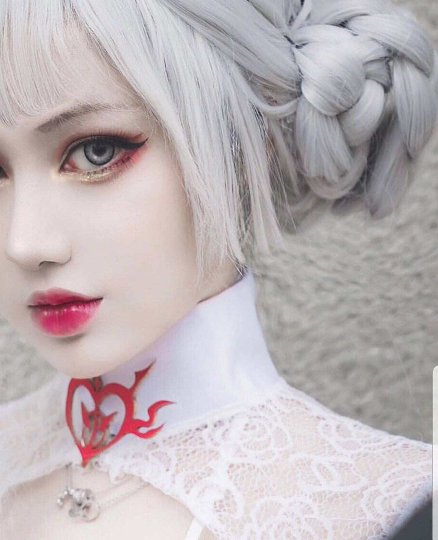 Pin by jin on beautiful anime makeup cosplay makeup