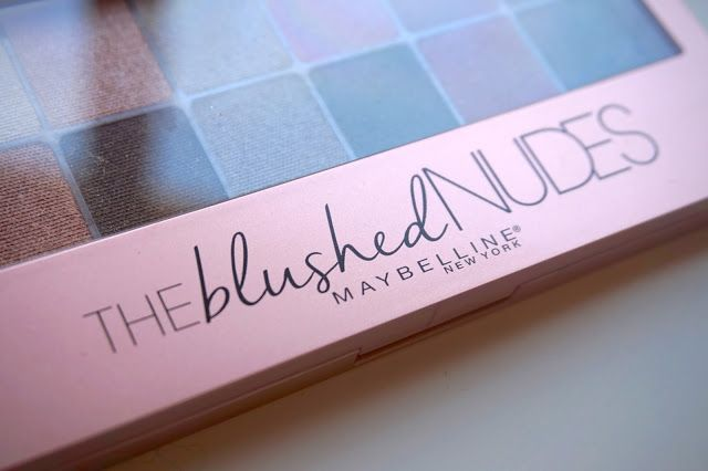 Ana Cunha: Review: The Blushed Nudes by Maybelline