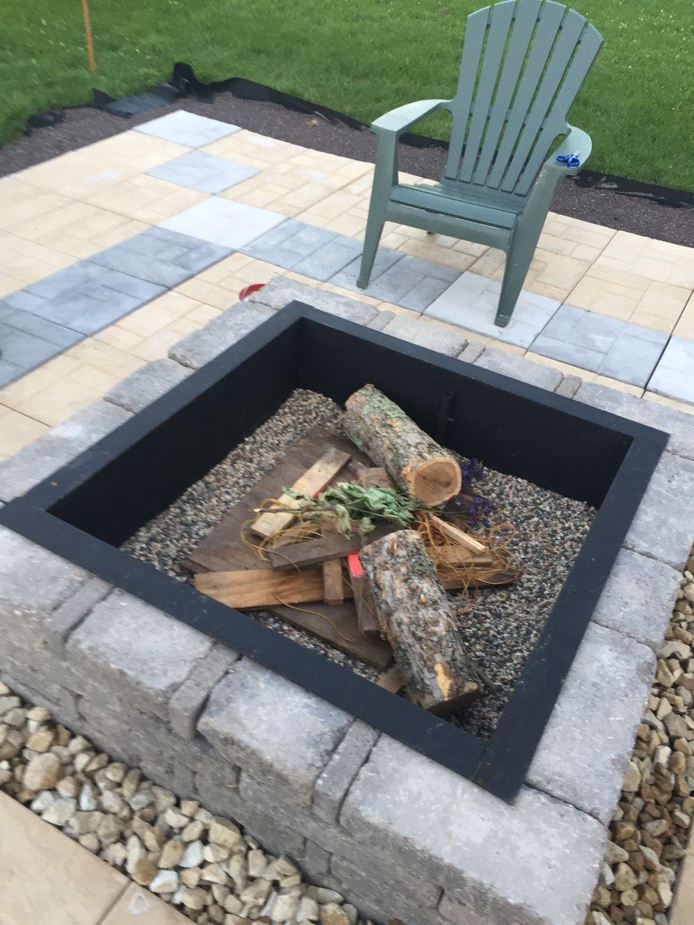 27 inspiring diy fire pit ideas to improve your backyard diy rh pinterest it