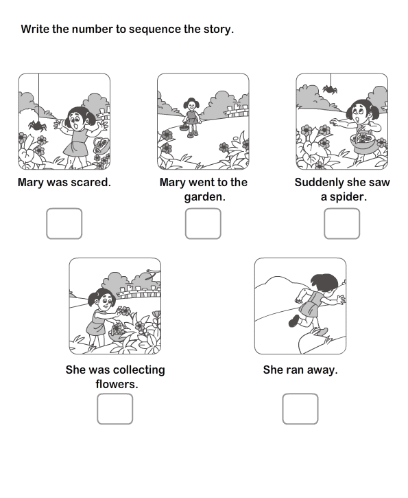 math worksheet : 1000 ideas about sequencing worksheets on pinterest  : Kindergarten Sequencing Worksheet