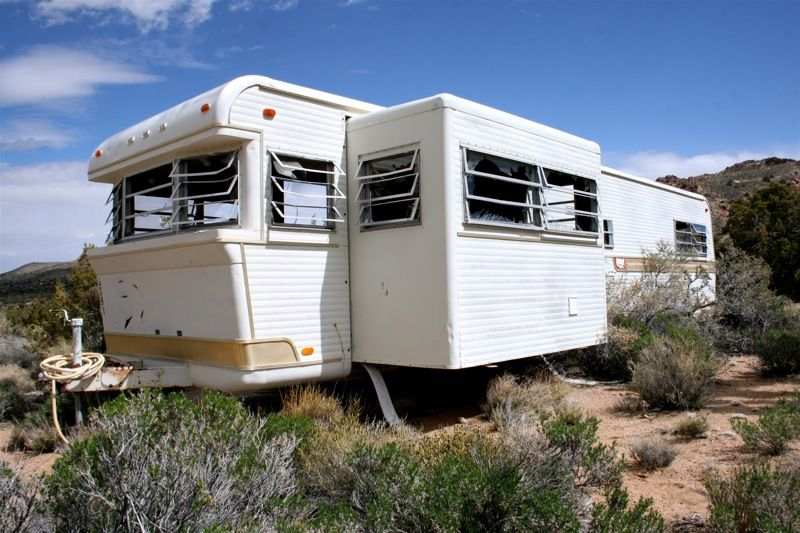 1950's holiday rambler pictures | Below) A 1950-1960's Holiday Rambler travel trailer. Since 1953 ...
