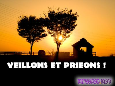 Veillons et prions