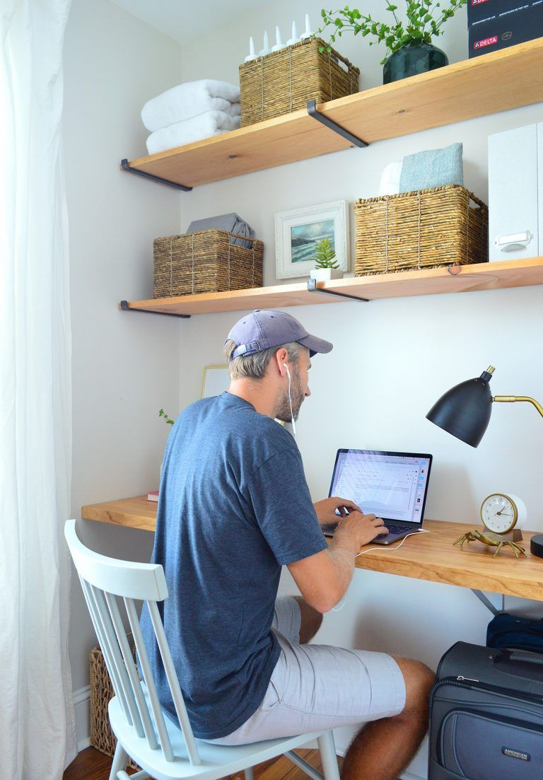 making a built in office nook for 201 vernon office nook rh pinterest com
