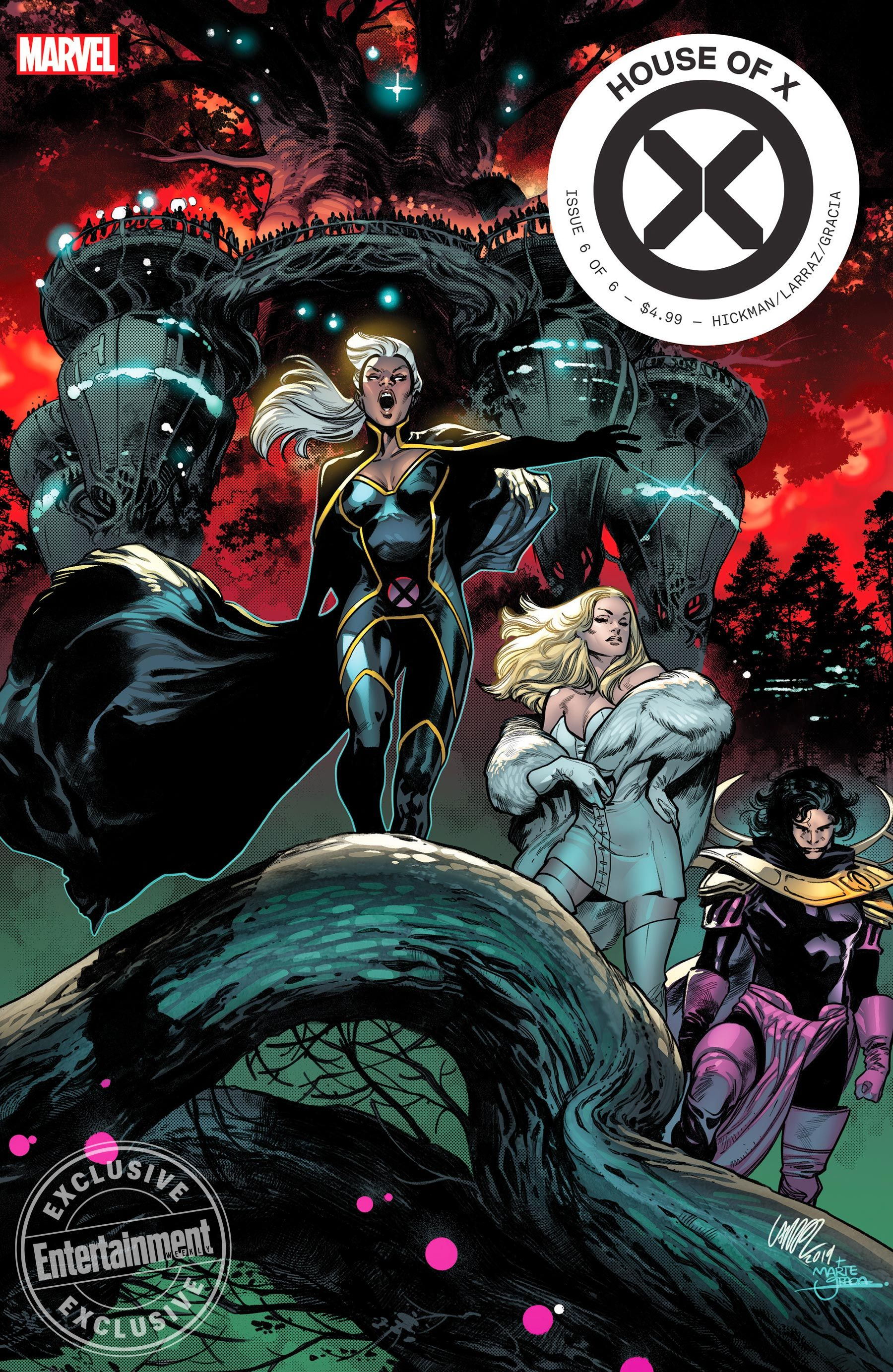 Jonathan Hickman Previews His Multiyear Plan To Reinvent Marvel S X Men Comics Marvel Comics Marvel Comics Art Comics