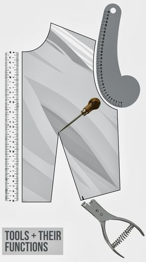Photo of Pattern Drafting Tools