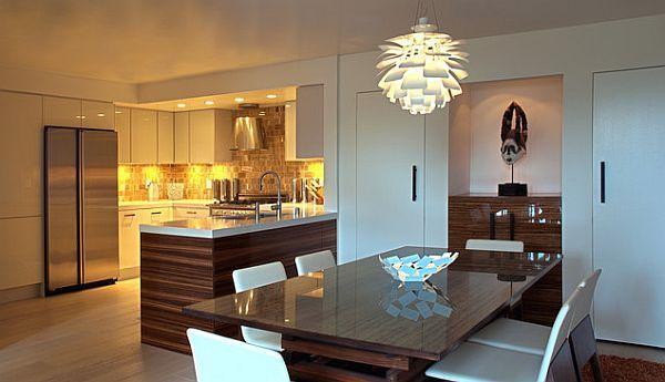 adding under cabinet lighting for your kitchen stylish lighting rh pinterest co uk