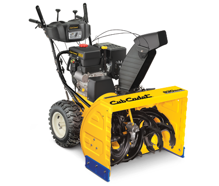 Pin On Cub Cadet Snow Blowers