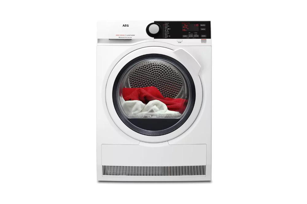AEG 8kg 8 Series Heat Pump Dryer Harvey Norman New
